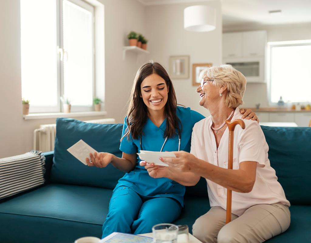 Characteristics of a Good Caregiver