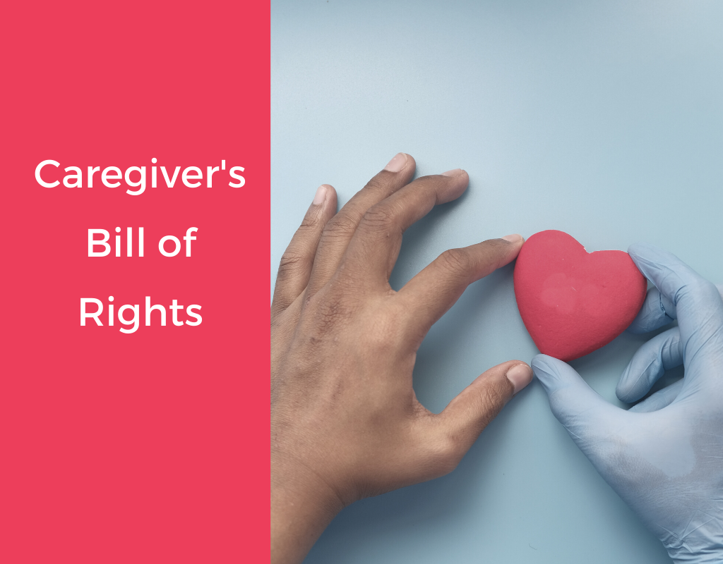 Caregiver's Bill of Rights