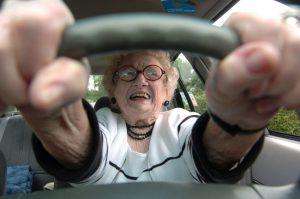 granny driver