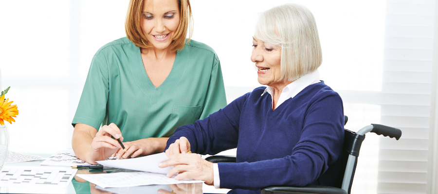 Sample Family Caregiver Agreement