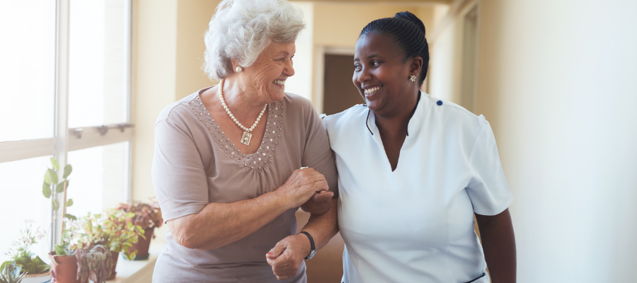 How to find a private home caregiver