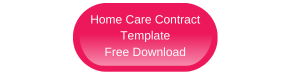 Home care contract template