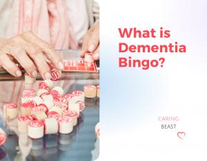 What is dementia bingo
